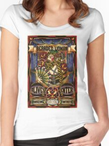 Spitshading 028 Women's Fitted Scoop T-Shirt