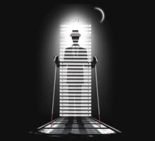Mr. Blind Man One Piece - Long Sleeve