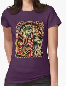 Spitshading 029 Womens Fitted T-Shirt