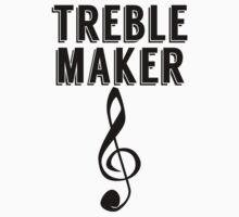 Treble Maker One Piece - Short Sleeve