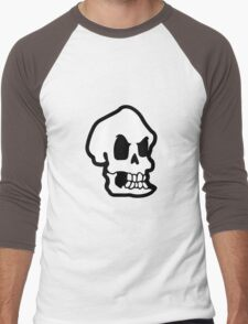The evil Murray (Monkey Island 3) Men's Baseball ¾ T-Shirt