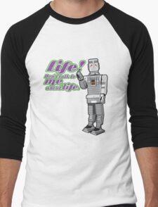Life!  Men's Baseball ¾ T-Shirt