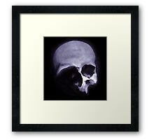 Bones VI Framed Print