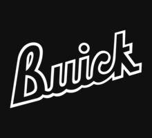 Classic Buick script emblem by Robin Lund