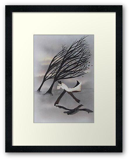 Wind... by lillo