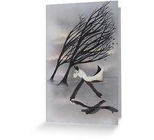 Wind... Greeting Card