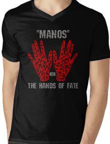"""""""Manos"""" the hands of fate Mens V-Neck T-Shirt"""