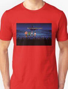 Dov'è la nostra nave? (Monkey Island 1) T-Shirt