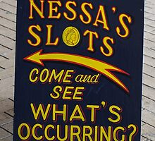 Fun at the Fair with Nessa's Slots by Heidi Stewart