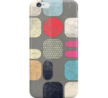 Patchwork IV iPhone Case/Skin