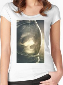 Desolate Women's Fitted Scoop T-Shirt