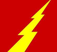 Rising Lightning by kerchow