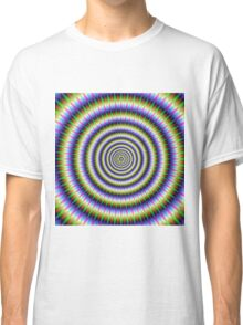 Optically Challenging Rings Classic T-Shirt