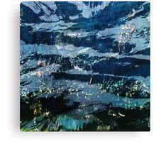 the darkest night Canvas Print