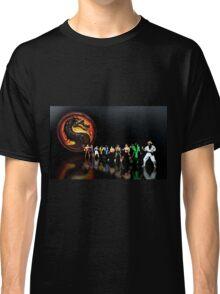 Mortal Kombat pixel art Classic T-Shirt