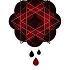 Lotus Flower Demon Version by Sybille Sterk