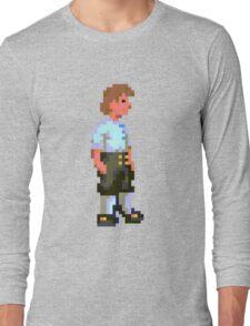Guybrush (Monkey Island 1) Long Sleeve T-Shirt
