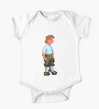 Guybrush (Monkey Island 1) One Piece - Short Sleeve