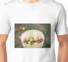 Apple Picking Unisex T-Shirt