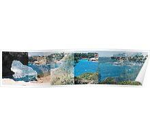 Arch Cliffs Poster