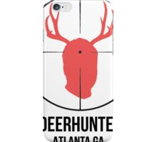 Deerhunter Atlanta  iPhone Case/Skin