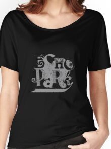 Echo Park (Reverse) Women's Relaxed Fit T-Shirt