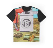Watching machine Graphic T-Shirt