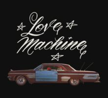 THE LOVE MACHINE! by PureOfArt