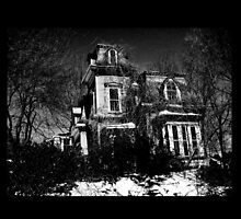 Your local creepy house by BBrightman