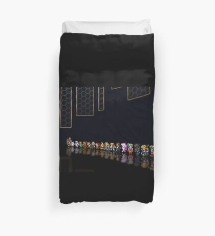 Final Fantasy 6 Duvet Cover