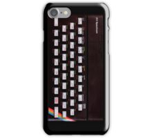 ZX Spectrum iPhone Case/Skin