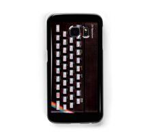 ZX Spectrum Samsung Galaxy Case/Skin