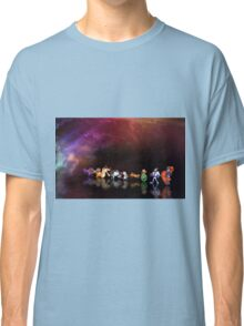 Earthworm Jim pixel art Classic T-Shirt