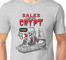 Sales From The Crypt Unisex T-Shirt