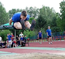 Long Jump - One by branko stanic