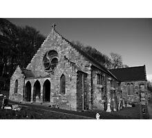 West Wemyss Parish Church. Photographic Print