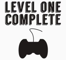 Level One Complete Kids Tee