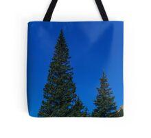 Tree Cones in Nature Tote Bag