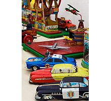 Old Toys  Photographic Print