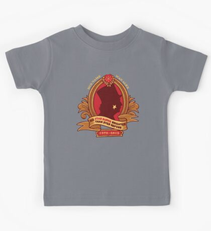 His Star-Burns Bright Kids Clothes