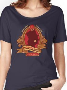His Star-Burns Bright Women's Relaxed Fit T-Shirt