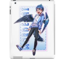 Regular Show - Mordecai iPad Case/Skin