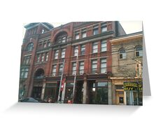 The Gladstone Hotel Greeting Card