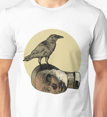 head and crow Unisex T-Shirt