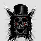 Skull Hat by Harry Fitriansyah
