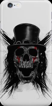 Skull Hat by Harry Fitriansyah