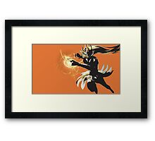 "League of Legends - Syndra - ""The Dark Sovereign"" Framed Print"