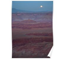 Moon Over Dead Horse Point 2 Poster