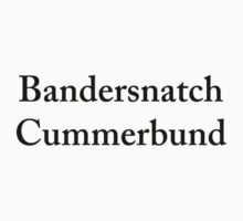 Bandersnatch Cummerbund by punkypeggy