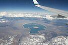 Over Mono Lake by skreklow